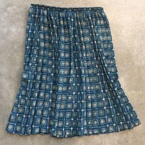 Leslie Fay  petite skirt